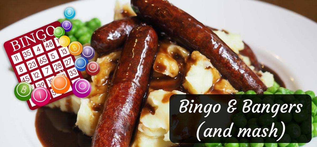 Bingo & Bangers (andmash)
