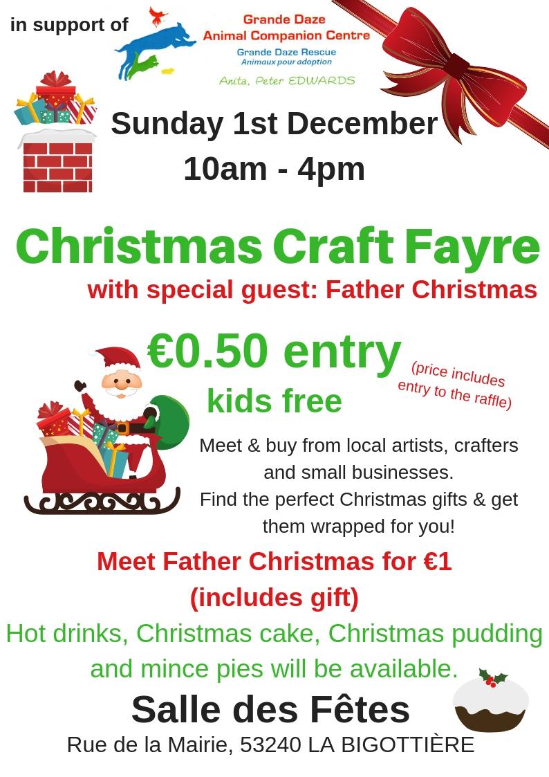 Christmas Craft Fayrestalls
