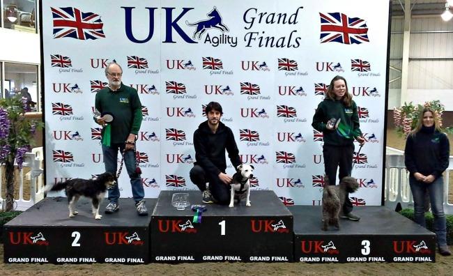 November 2016 UK Agility Grand Finals