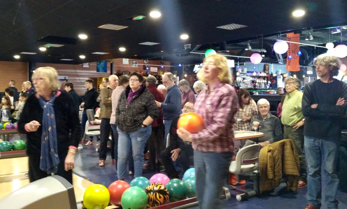 Bowling February thanks | Bowling février merci2018