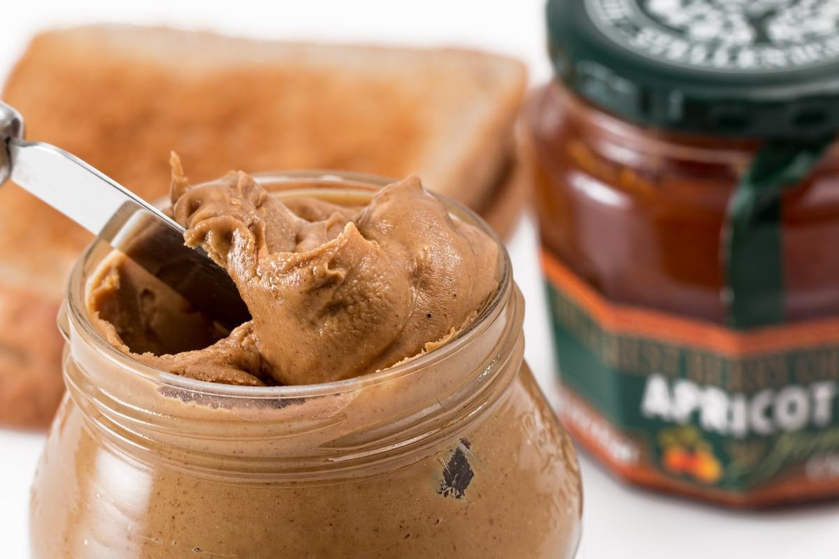 Beurre de cacahuète etchiens