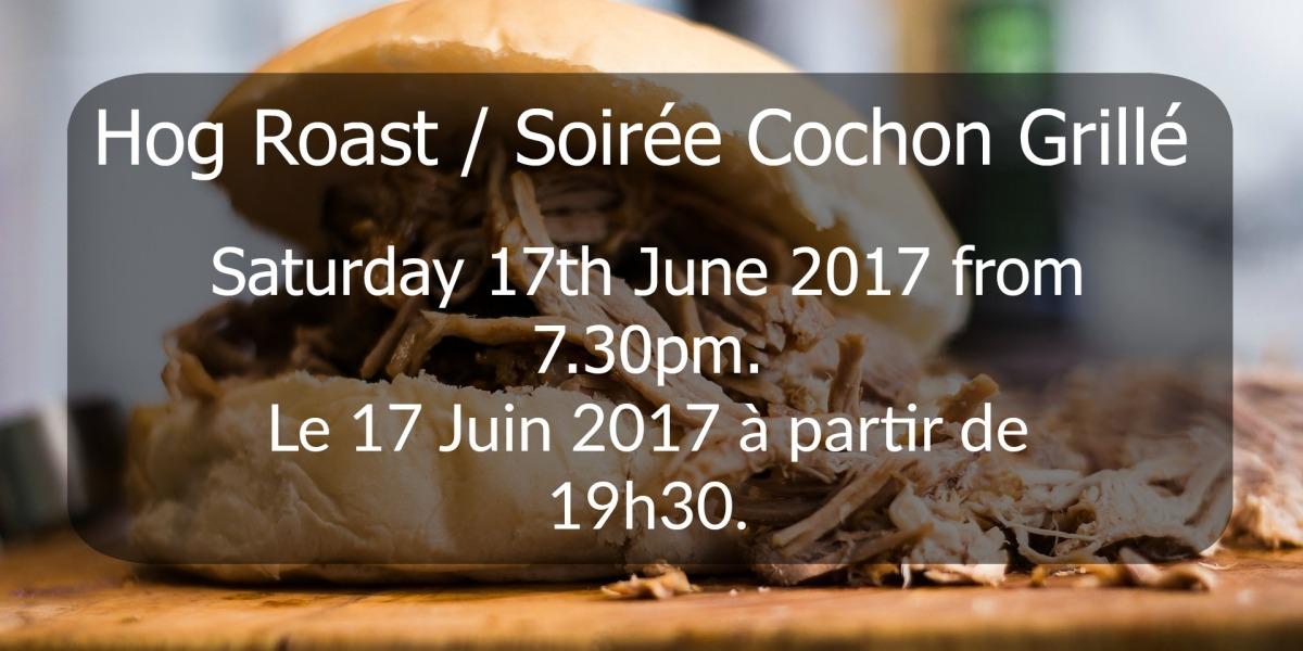 Hog Roast / Soirée CochonGrillé