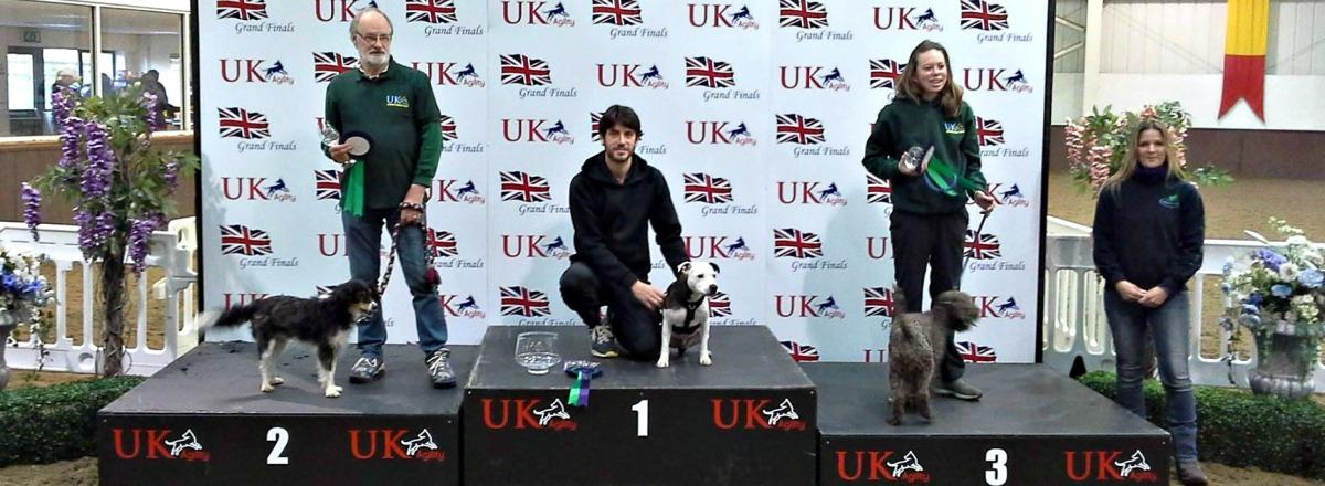 UK Agility Competition November 2016 | Concours Agilité du Royaume-Uni Novembre2016